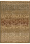Couristan Everest 2860/6413 Florentine Sage Classic Ivory Closeout Area Rug
