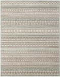 Feizy Saphir Zam 3099F Pewter/Grey Closeout Area Rug