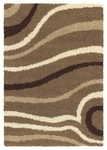 United Weavers Aurora 320 00195 Gatsby Mocha Closeout Area Rug