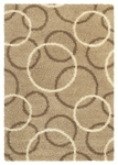 United Weavers Aurora 320 01694 Elan Taupe Closeout Area Rug