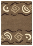 United Weavers Aurora 320 02195 Sideweaver Mocha Closeout Area Rug