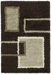 United Weavers Aurora 320 02851 Trek Chocolate Closeout Area Rug