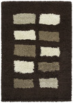 United Weavers Aurora 320 03651 Marley Chocolate Closeout Area Rug