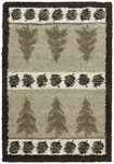 United Weavers Aurora 320 03795 Spruce Mocha Closeout Area Rug