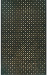 Rug Market Rexford 32020 Soho Black/Brown/Gold Closeout Area Rug