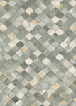 Couristan Chalet 3256/0174 Diamonds Ivory-Grey Area Rug