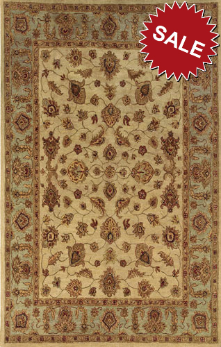 Oriental Weavers Bentley 34104 Emerson Ivory Closeout Area Rug
