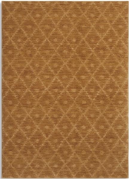 Karastan Woven Impressions 35502 21141 Diamond Ikat Curry