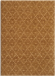 Karastan Woven Impressions 35502-21141 Diamond Ikat Curry Closeout Area Rug