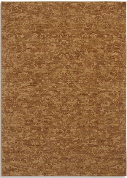 Karastan Woven Impressions 35502 31142 Vintage Batik Curry