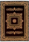 Couristan Everest 3739/4980 Portico Midnight Closeout Area Rug - Spring 2010
