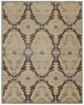 Feizy Saphir 3783F Ivory/Silver Closeout Area Rug