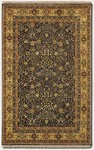 Couristan Royal Imperial 3900/1023 Ferahan Blossom Chestnut Area Rug