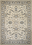 Couristan Konya 3975/0977 Mardin Light Beige-Charcoal Closeout Area Rug - Spring 2017