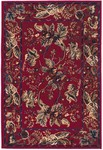 Feizy Wilshire 399AF Red Closeout Area Rug