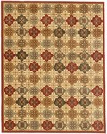 Feizy Wilshire 399BF Multi Closeout Area Rug