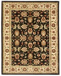 Feizy Wilshire 399CF Charcoal/Ivory Closeout Area Rug