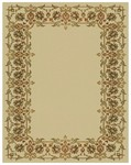 Feizy Wilshire 39A4F Ivory Closeout Area Rug