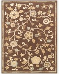Feizy Hudson 39A7F Chocolate Closeout Area Rug