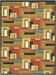 Feizy Horizon 39EEF Multi Closeout Area Rug