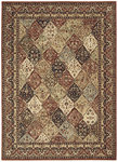 Shaw Living Arabesque Stratford 01440 Multi Closeout Area Rug - 2014