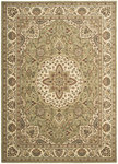 Shaw Living Arabesque Easton 02300 Pale Leaf Closeout Area Rug - 2014