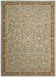Shaw Living Arabesque Juliard 03400 Blue Smoke Closeout Area Rug - 2014