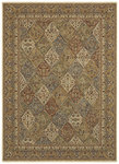 Shaw Living Arabesque Stratford 01110 Light Multi Closeout Area Rug - 2014
