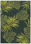 Shaw Living Loft Island Breeze 11320 Dark Teal Closeout Area Rug - 2014