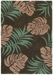 Shaw Living Loft Island Breeze 11700 Brown Closeout Area Rug - 2014