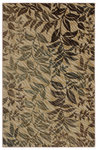 Shaw Living Centre Street Flourish 06200 Gold Closeout Area Rug - 2014