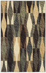 Shaw Living Centre Street Cha Cha 17110 Light Multi Closeout Area Rug - 2014