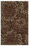 Shaw Living Centre Street Fling 00700 Brown Closeout Area Rug - 2014