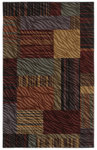 Shaw Living Centre Street Bookshop 01440 Multi Closeout Area Rug - 2014