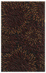 Shaw Living Centre Street Fling 00500 Black Closeout Area Rug - 2014