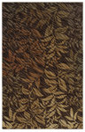 Shaw Living Centre Street Flourish 06700 Brown Closeout Area Rug - 2014