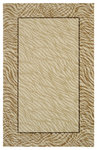 Shaw Living Centre Street Kira 08100 Beige Closeout Area Rug - 2014