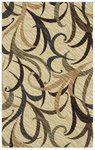 Shaw Living Centre Street Karma 13100 Beige Closeout Area Rug - 2014