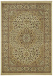 Shaw Living Century Lancaster 02100 Beige Closeout Area Rug - 2014