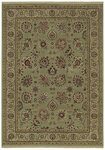 Shaw Living Century Lenox 03310 Sage Closeout Area Rug