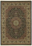 Shaw Living Century Lancaster 02500 Onyx Closeout Area Rug - 2014