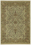 Shaw Living Century Sheridan 04100 Beige Closeout Area Rug