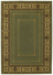 Shaw Living Timber Creek By Phillip Crowe Bungalow 02300 Evergreen Closeout Area Rug - 2014