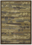 Shaw Living Timber Creek By Phillip Crowe Sunshine 22110 Light Multi Closeout Area Rug - 2014