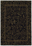 Shaw Living Timber Creek By Phillip Crowe Englewood 05500 Onyx Closeout Area Rug - 2014