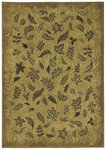 Shaw Living Timber Creek By Phillip Crowe Whispering Woods 14100 Beige Closeout Area Rug - 2014