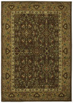 Shaw Living Timber Creek By Phillip Crowe Sierra 13700 Espresso Closeout Area Rug - 2014