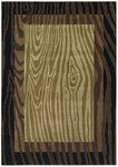 Shaw Living Timber Creek By Phillip Crowe Forest Floor 19100 Beige Closeout Area Rug