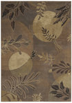 Shaw Living Timber Creek By Phillip Crowe Full Moon 23440 Multi Closeout Area Rug - 2014