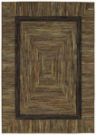 Shaw Living Timber Creek By Phillip Crowe Barnwood 01440 Multi Closeout Area Rug - 2014
